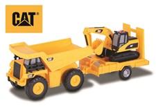 Truck 'N Trailer, Grävmaskin, CAT