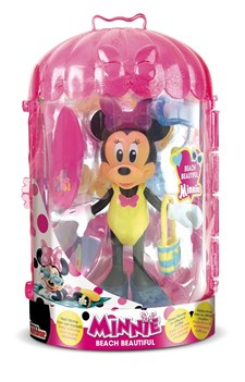Minifigurset Vacker På Stranden, Mimmi Pigg, Disney Junior - Minnie