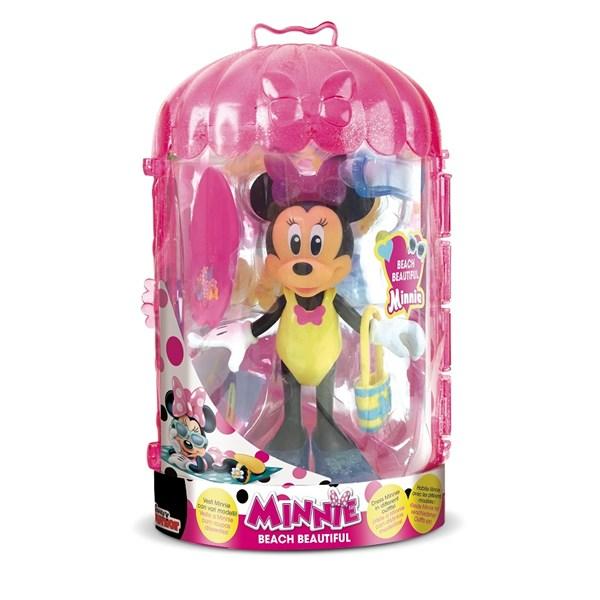 Minifigurset Vacker På Stranden  Mimmi Pigg  Disney Junior - Minnie  Musse & Mimmi Pigg