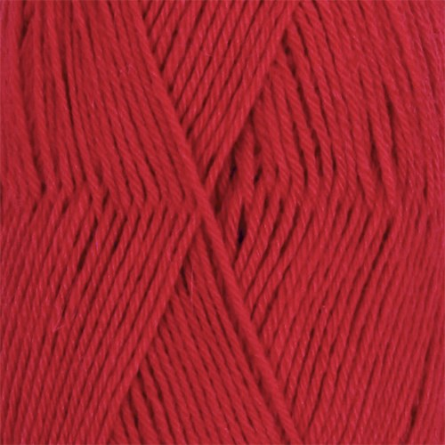 Drops Nord Uni Colour Garn Alpackamix 50g Red 14