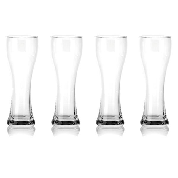 Modern House Pure & Simple Ölglas 4-pack Klar - glas