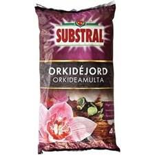 Substral Orkideamulta 4 L