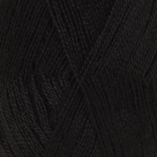 Drops, Lace Uni Colour, Garn, Alpakkamiks, 50 g, Sort 8903
