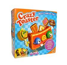 Crazy Toaster, Spel