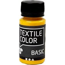Textilfärg 50 ml Primärgul