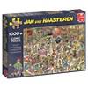 Jan van Haasteren, The toyshop, Pussel 1000 bitar