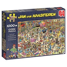 Jan van Haasteren, The toyshop, Pussel 1000 bitar