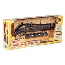 Pirate Foam Ball Shooter