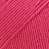 Drops, Cotton Merino Uni Colour, Garn, Ullmiks, 50 g, Cerise 14