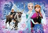 Pussel 160 bitar, Disney Frost