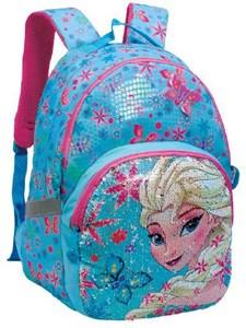 Ryggsäck Large, Frost Elsa och Anna, Disney
