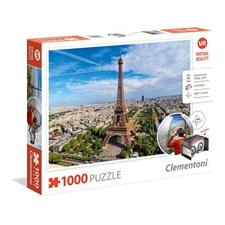 Pussel Virtual Reality Paris 1000 bitar