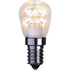 Star Trading LED-Lampa Päron E14 Klar