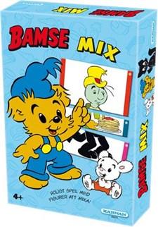 Bamse Mix, spel (SE)