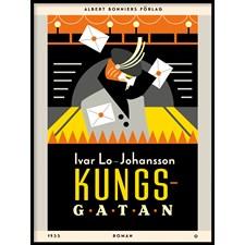 Kungsgatan Ivar-Lo PosterA3