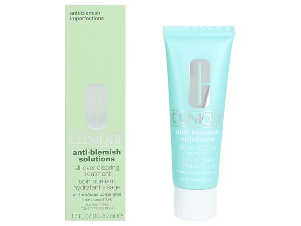 Clinique Anti-Blemish Solutions Oil Control Mask