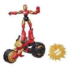 Bend and Flex Flex Rider Iron Man Avengers