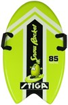 Foam Board, Snow Rocket 85 cm, Twintail, Lime, Stiga