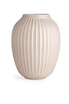Vase, Hammershöi, H 25 cm, Rosa, Kähler