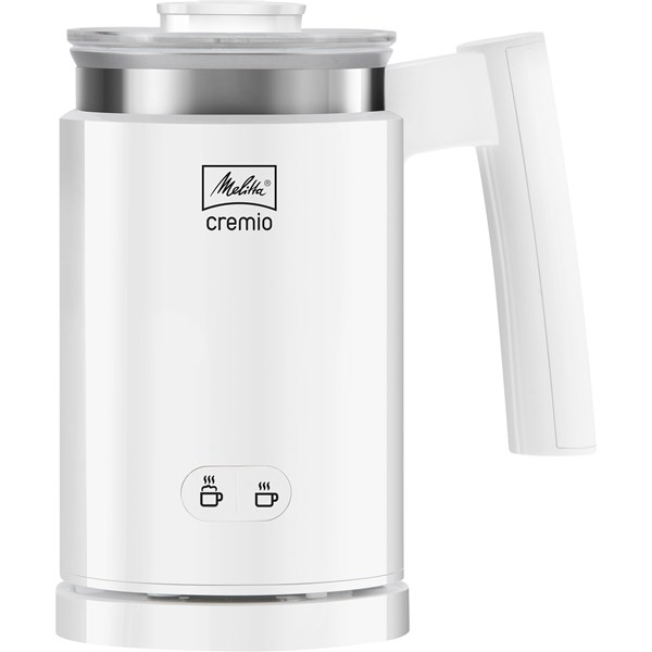 Melitta Cremio Mjölkskummare Vit - övriga köksmaskiner