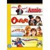 Annie/Oliver/Matilda/Madeline (4-disc)