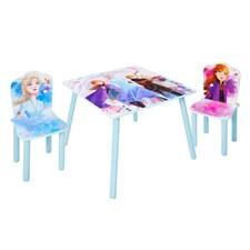 Möbelset, Bord & 2 Stolar, Disney Frozen 2