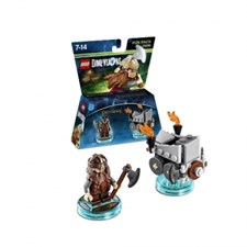 LEGO Dimensions - Fun Pack - Gimli (Lord of the Rings)