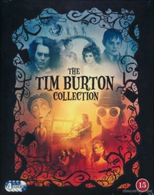 Tim Burton - The collection pack (Blu-ray) (4-disc)