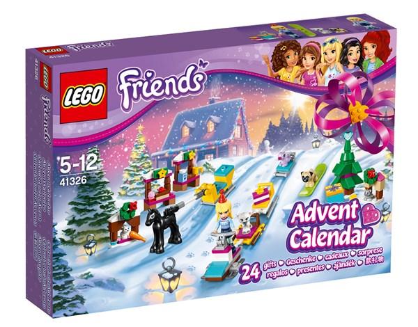 LEGO® Friends Julekalender (41326)