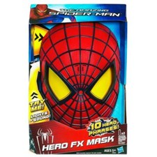 Spiderman Hero FX Mask