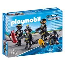 Insatsstyrka, Playmobil City Action (9365)