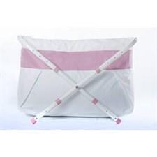 BiBaBad Flexi badkar, 80-100 cm, PinkLine