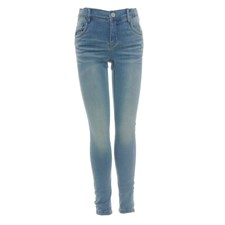 Jeans Nittrine Skinny, Light blue denim, Name it