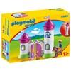 Slott med staplingsbart torn, Playmobil 1.2.3 (9389)