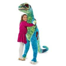 Giant T Rex - Plush, Melissa & Doug