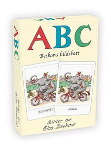 Beskows Bildskatt ABC spel