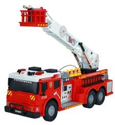 XL brannbil med lyd og lys, 62 cm, Dickie Toys