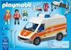 Ambulanse med lys og lyd, Playmobil (6685)