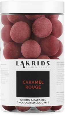Lakrids by Johan Bülow Caramel Rouge Lakrits 250 g