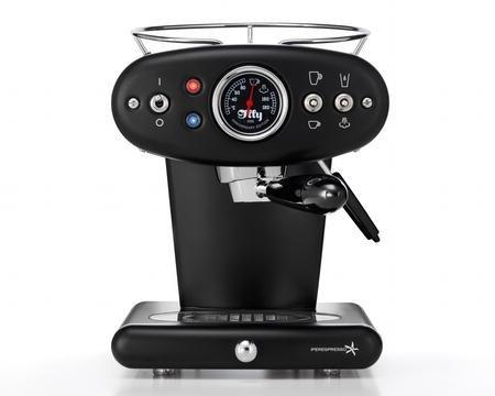 Inget (Storm) Illy X1 E&C 60248IL Espressomaskin Svart