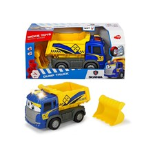 Scania Lastbil med ljud och ljus