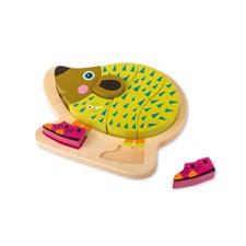 Happy Puzzle Hedgehog*, Oops