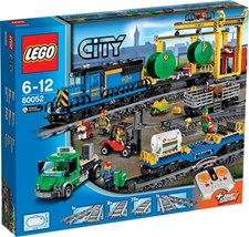 Godståg, LEGO City Trains (60052)