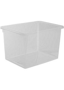 Förvaringsbox Av Plast 20 L Transparent