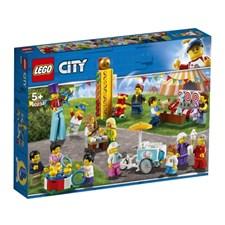 Figurpaket – Tivoli, LEGO City Town (60234)