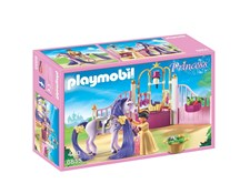 Slottstall, Playmobil Princess (6855)