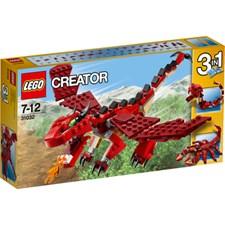 Röda Varelser, Lego Creator (31032)