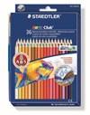 Färgpennor Akvarell Staedtler Noris Club 36-pack