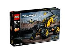 Volvo hjullastare ZEUX, LEGO Technic (42081)