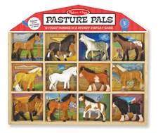 12 Hästar, Melissa & Doug